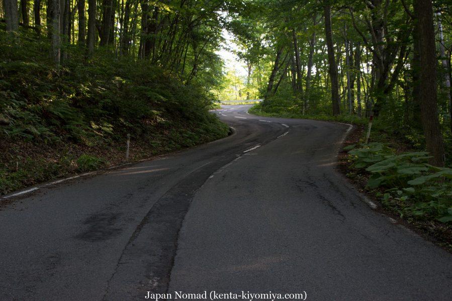自転車日本一周51日目(蔦沼、蔦七沼)-Japan Nomad (7)