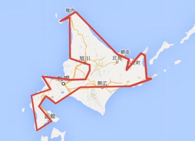 自転車日本一周54日目(北海道)-Japan Nomad (12)