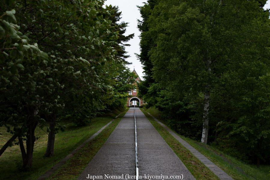 自転車日本一周56日目(トラピスト修道院)-Japan Nomad (14)