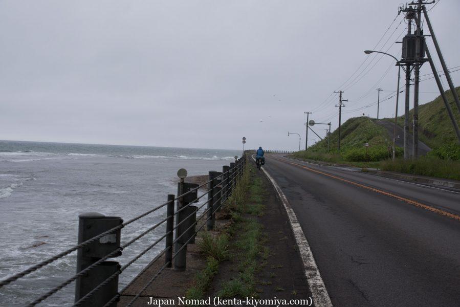 自転車日本一周56日目(トラピスト修道院)-Japan Nomad (17)