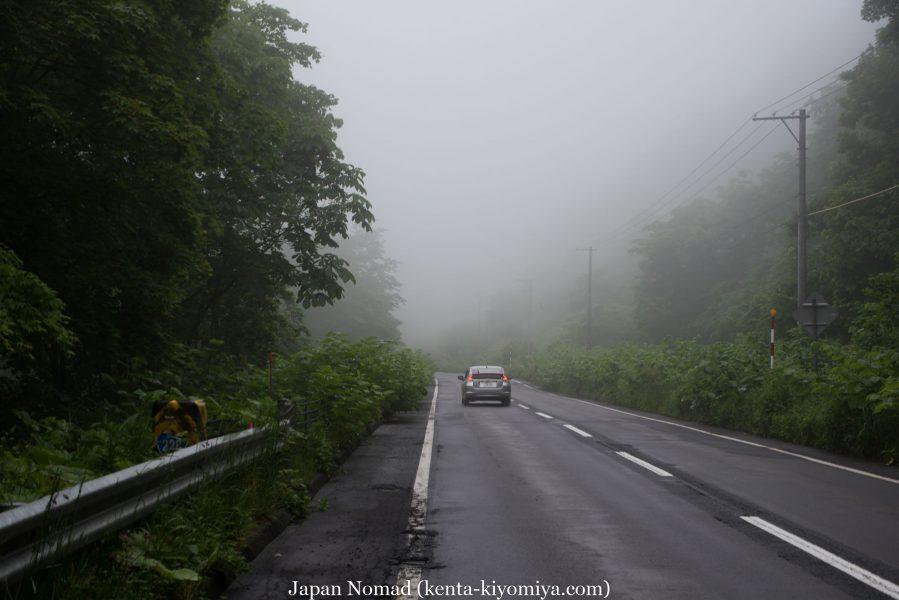 自転車日本一周56日目(トラピスト修道院)-Japan Nomad (27)