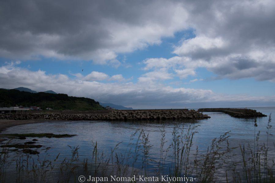 自転車日本一周58日目(北海道最南端)-Japan Nomad (3)