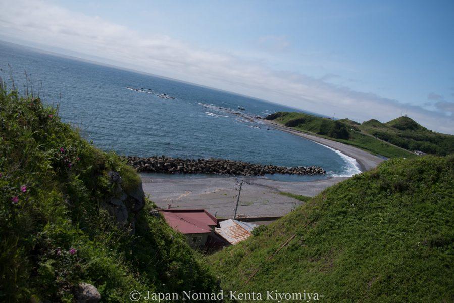自転車日本一周58日目(北海道最南端)-Japan Nomad (43)