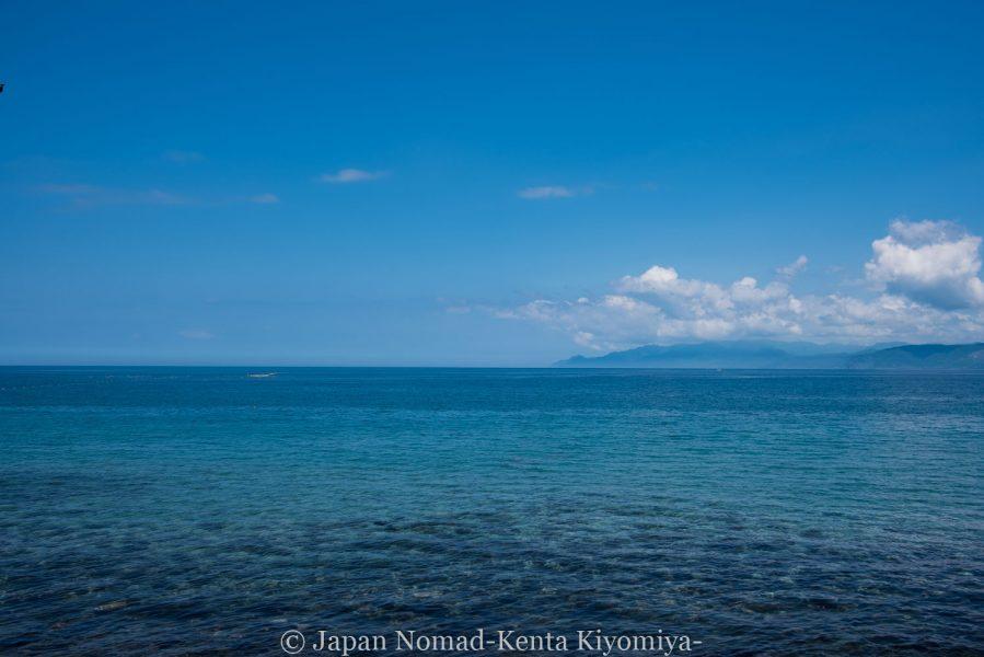 自転車日本一周62日目(神威岬)-Japan Nomad (12)