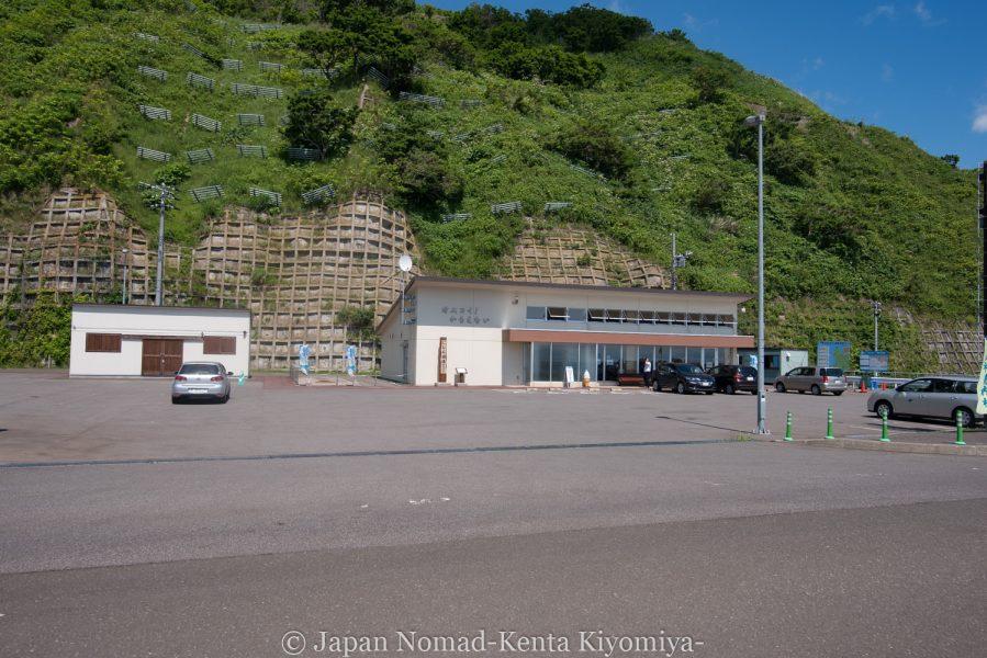 自転車日本一周62日目(神威岬)-Japan Nomad (20)
