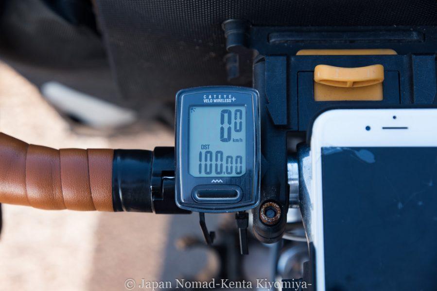 自転車日本一周62日目(神威岬)-Japan Nomad (59)