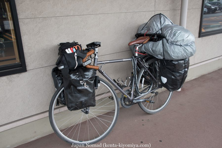 自転車日本一周 49日目-Japan Nomad (3)