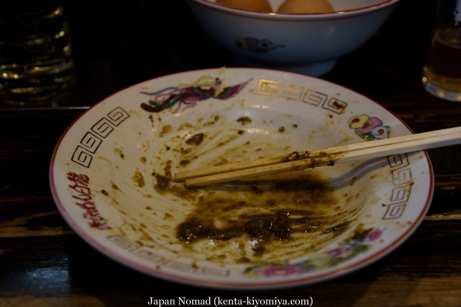 自転車日本一周41日目(盛岡じゃじゃ麺)-Japan Nomad (11)