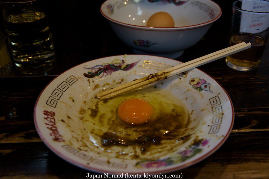 自転車日本一周41日目(盛岡じゃじゃ麺)-Japan Nomad (12)