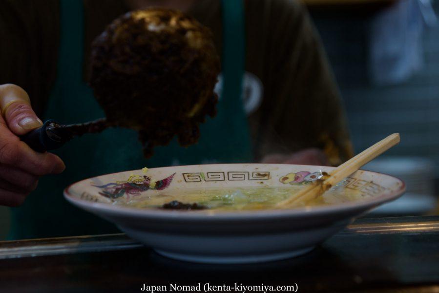 自転車日本一周41日目(盛岡じゃじゃ麺)-Japan Nomad (14)