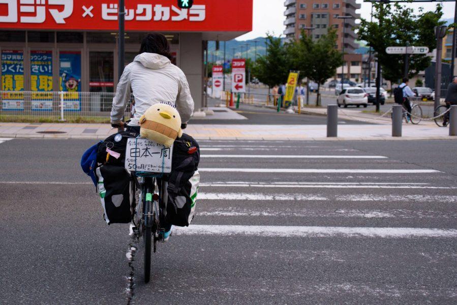 自転車日本一周42日目-Japan Nomad (2)