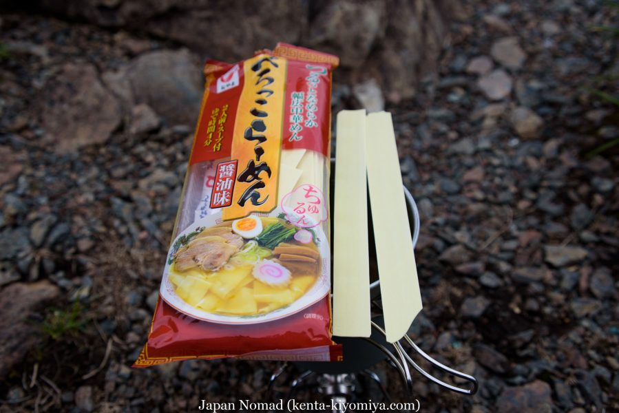 自転車日本一周43日目(笛貫の滝、早池峰山、タイマグラ)-Japan Nomad (108)