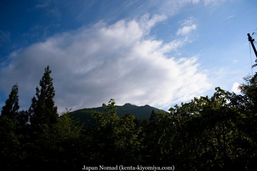 自転車日本一周43日目(笛貫の滝、早池峰山、タイマグラ)-Japan Nomad (15)