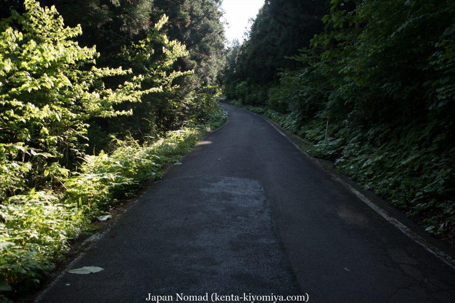 自転車日本一周43日目(笛貫の滝、早池峰山、タイマグラ)-Japan Nomad (18)
