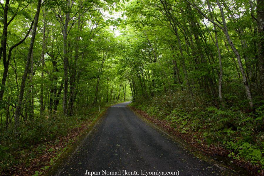 自転車日本一周43日目(笛貫の滝、早池峰山、タイマグラ)-Japan Nomad (42)