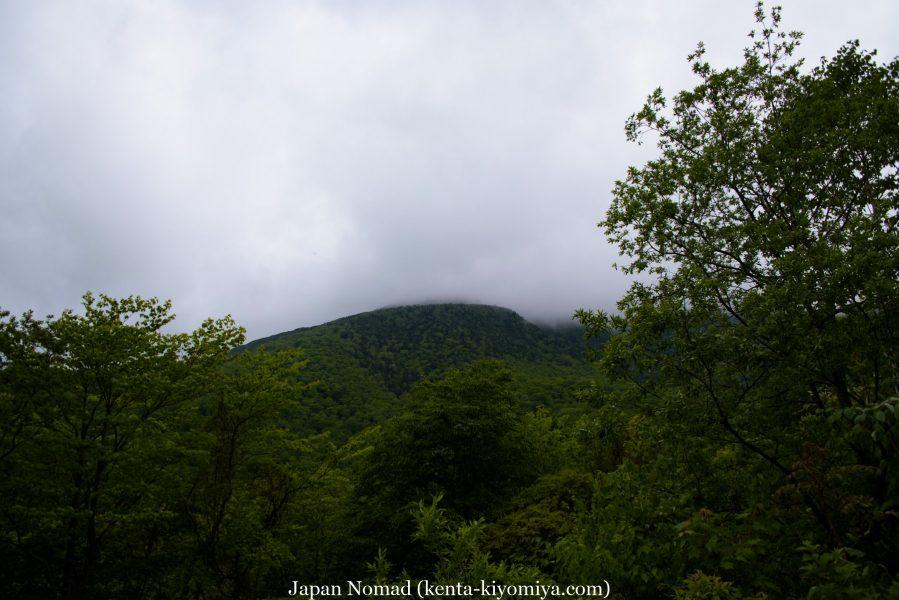 自転車日本一周43日目(笛貫の滝、早池峰山、タイマグラ)-Japan Nomad (43)