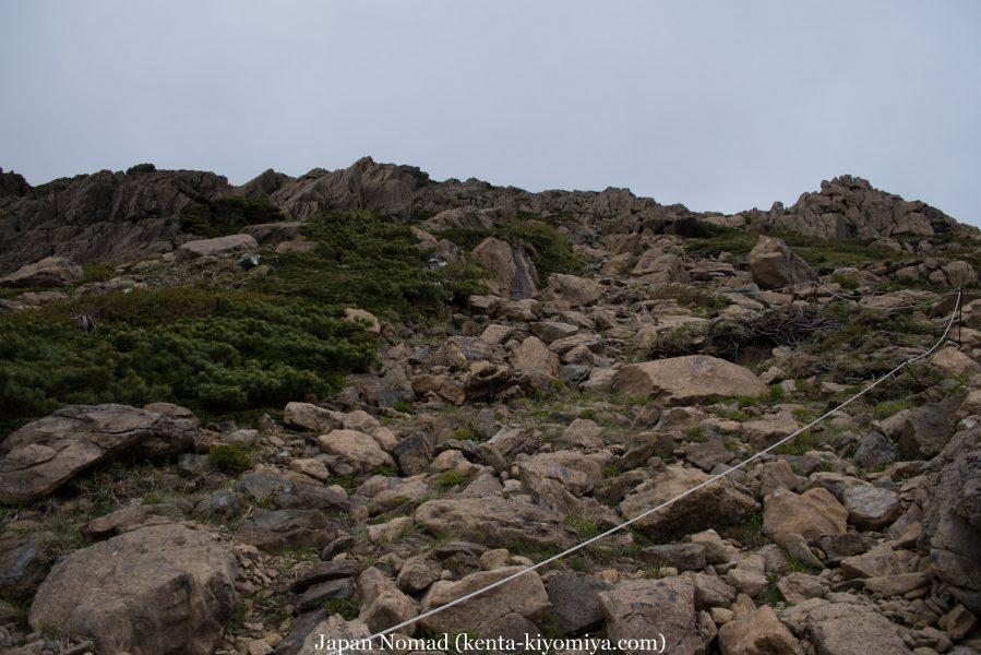 自転車日本一周43日目(笛貫の滝、早池峰山、タイマグラ)-Japan Nomad (70)