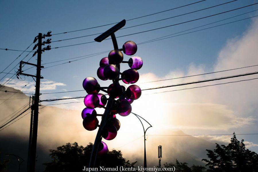 自転車日本一周43日目(笛貫の滝、早池峰山、タイマグラ)-Japan Nomad (8)