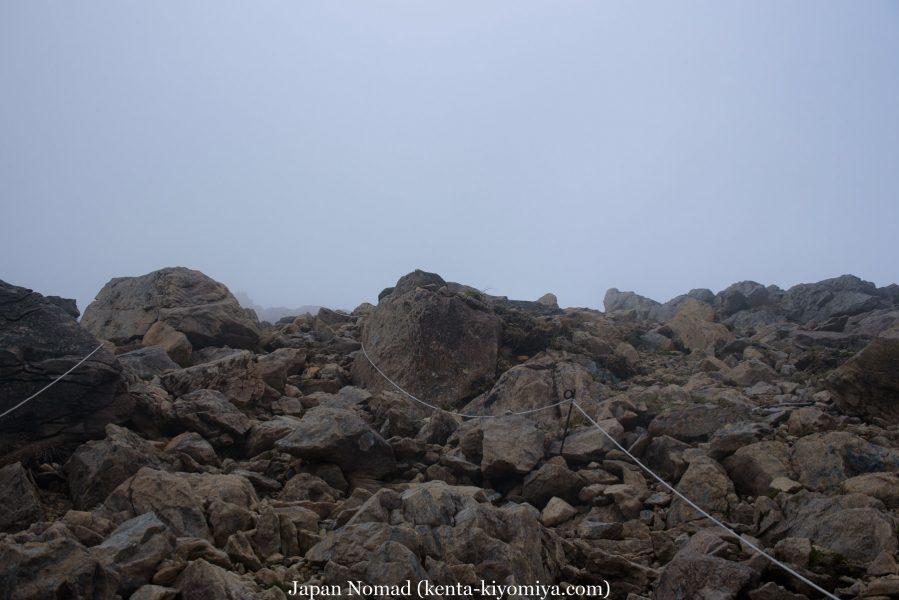 自転車日本一周43日目(笛貫の滝、早池峰山、タイマグラ)-Japan Nomad (81)
