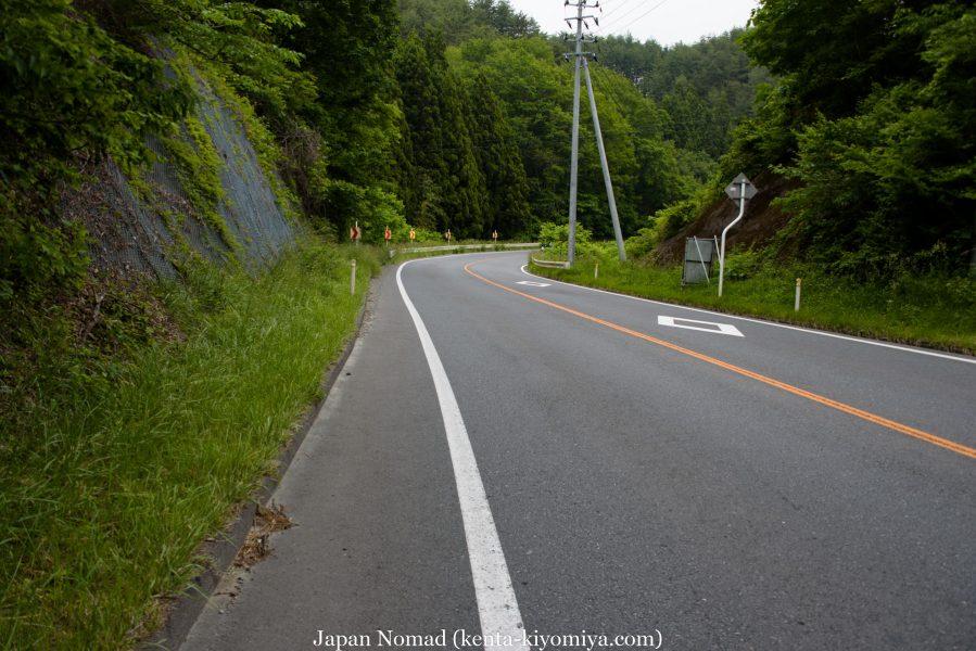 自転車日本一周45日目(浄土ヶ浜)-Japan Nomad (15)