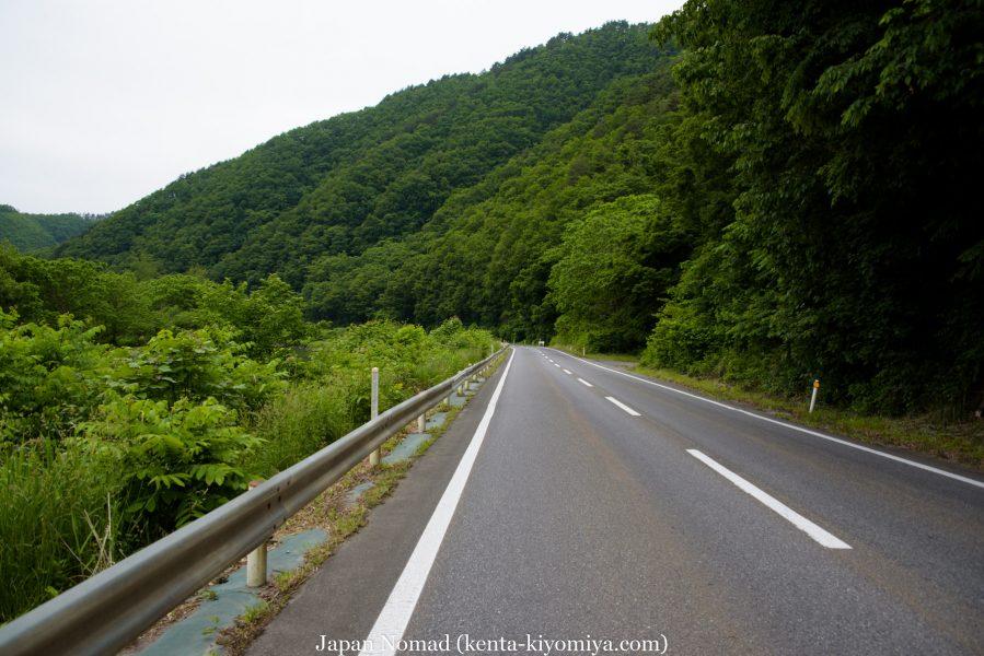 自転車日本一周45日目(浄土ヶ浜)-Japan Nomad (40)
