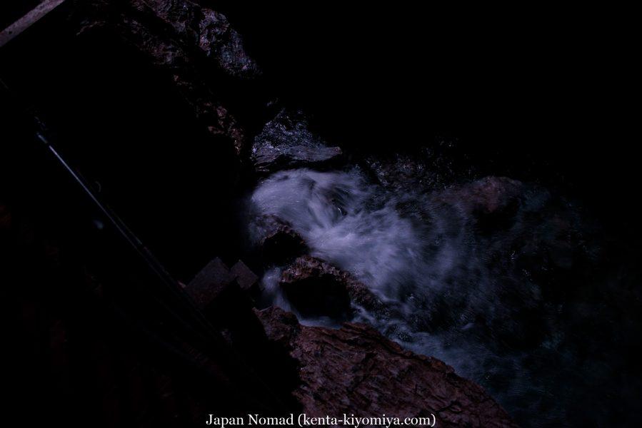 自転車日本一周46日目(龍泉洞、北山崎)-Japan Nomad (18)