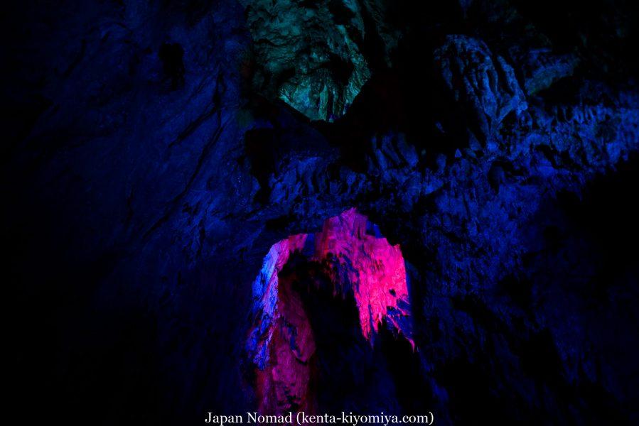 自転車日本一周46日目(龍泉洞、北山崎)-Japan Nomad (20)