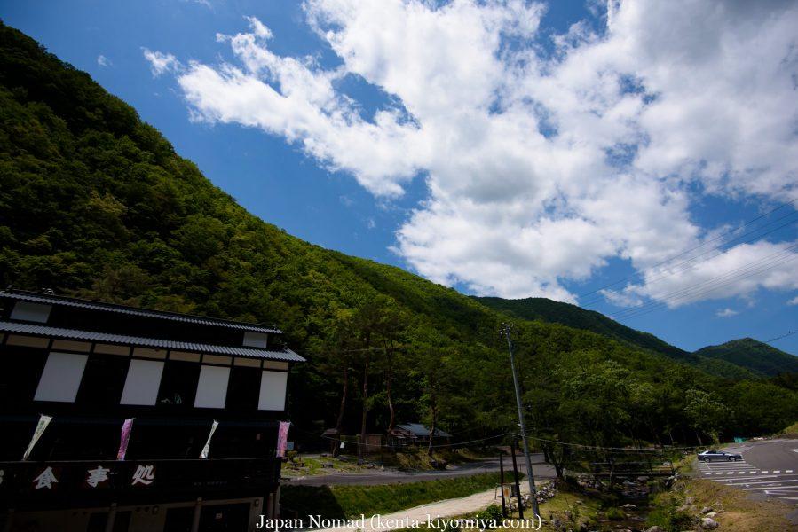自転車日本一周46日目(龍泉洞、北山崎)-Japan Nomad (32)