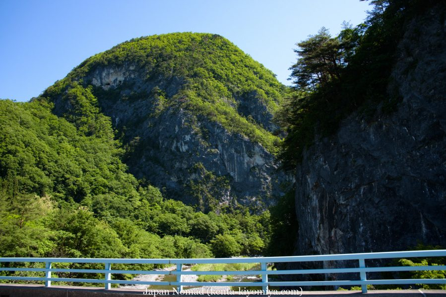 自転車日本一周46日目(龍泉洞、北山崎)-Japan Nomad (7)