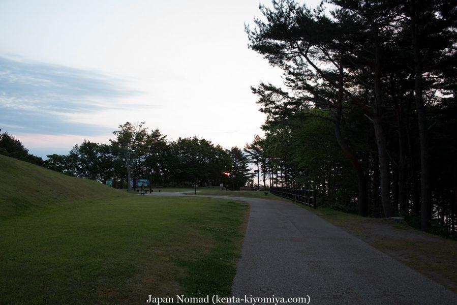 自転車日本一周47日目(北山崎)-Japan Nomad (1)