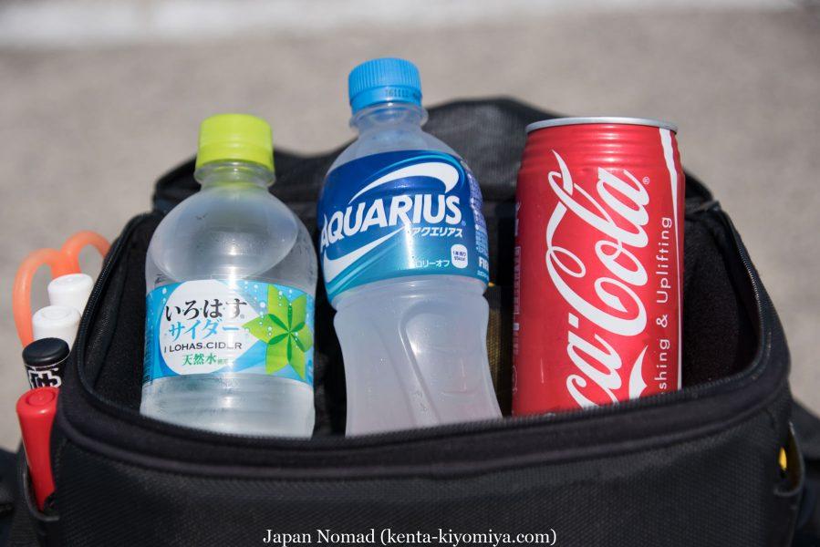 自転車日本一周47日目(北山崎)-Japan Nomad (29)