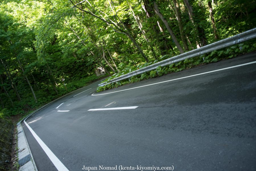 自転車日本一周50日目(十和田湖、奥入瀬渓流)-Japan Nomad (16)