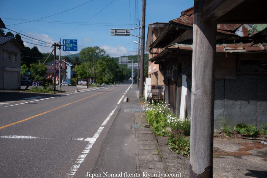 自転車日本一周50日目(十和田湖、奥入瀬渓流)-Japan Nomad (17)