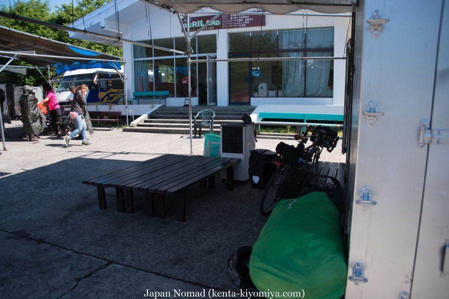 自転車日本一周50日目(十和田湖、奥入瀬渓流)-Japan Nomad (20)