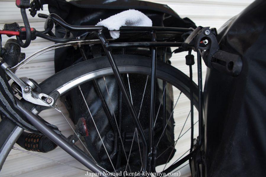 自転車日本一周50日目(十和田湖、奥入瀬渓流)-Japan Nomad (3)