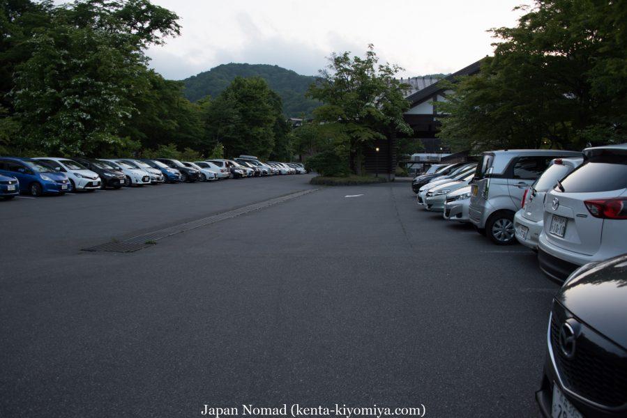 自転車日本一周50日目(十和田湖、奥入瀬渓流)-Japan Nomad (73)