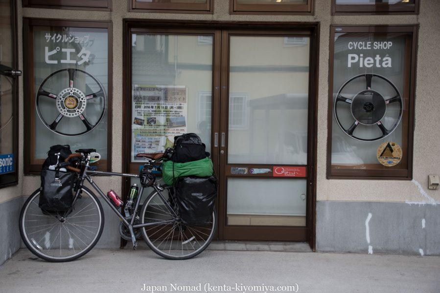自転車日本一周53日目(青森、北海道) (11)