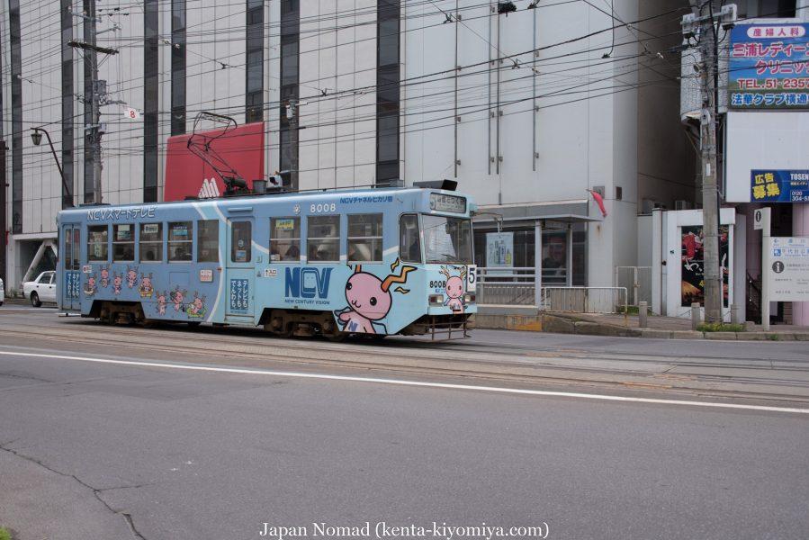 自転車日本一周55日目(函館観光)-Japan Nomad (15)