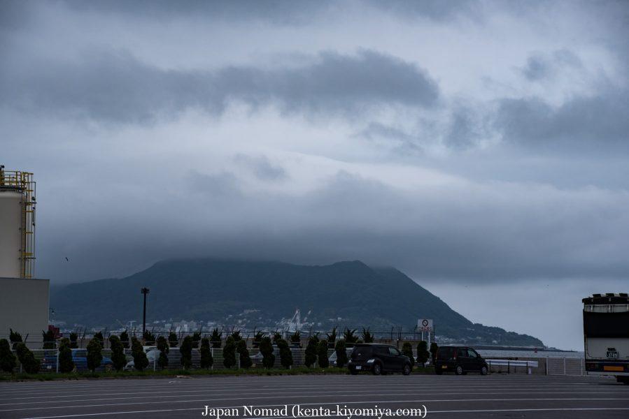 自転車日本一周55日目(函館観光)-Japan Nomad (47)