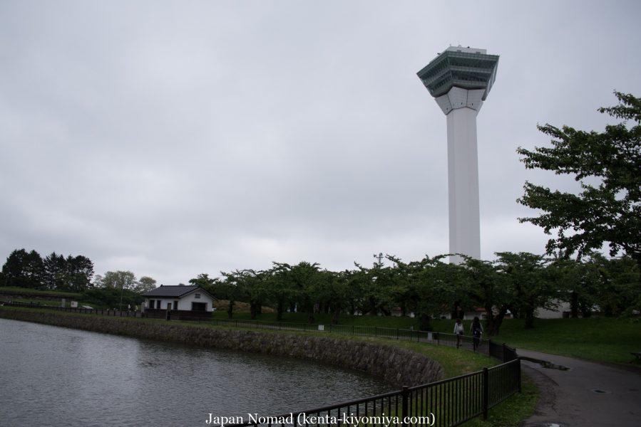 自転車日本一周55日目(函館観光)-Japan Nomad (6)