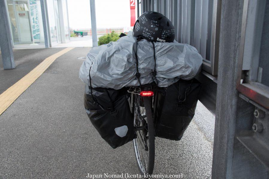 自転車日本一周56日目(トラピスト修道院)-Japan Nomad (1)