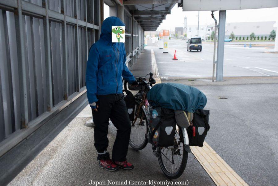 自転車日本一周56日目(トラピスト修道院)-Japan Nomad (2)