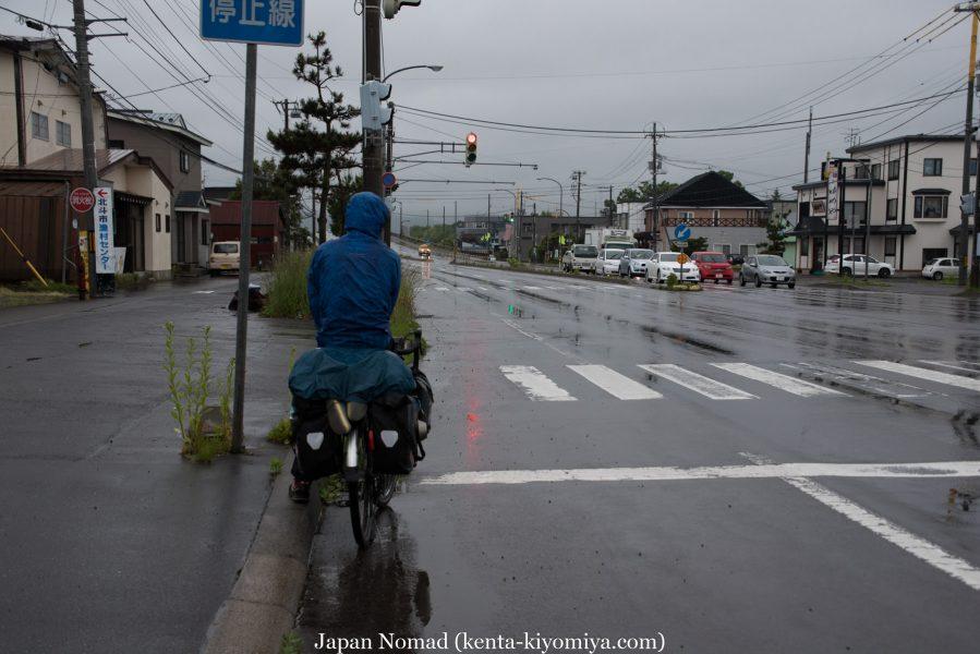 自転車日本一周56日目(トラピスト修道院)-Japan Nomad (4)
