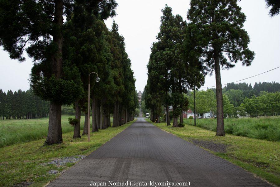 自転車日本一周56日目(トラピスト修道院)-Japan Nomad (7)