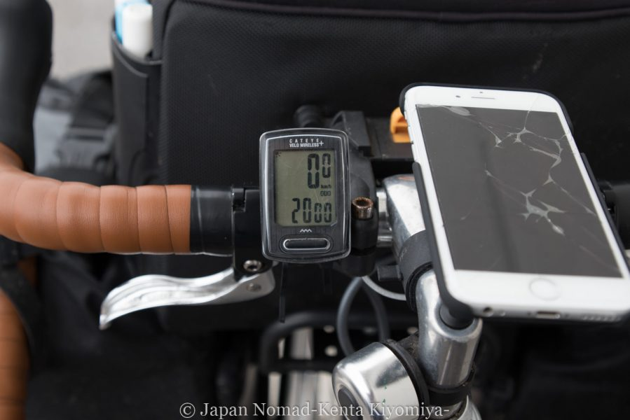 自転車日本一周58日目(北海道最南端)-Japan Nomad (10)