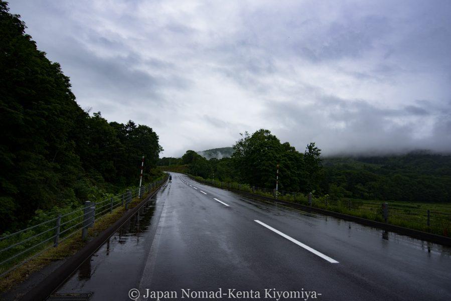 自転車日本一周60日目(北海道)-Japan Nomad (17)