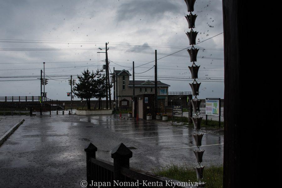自転車日本一周60日目(北海道)-Japan Nomad (2)