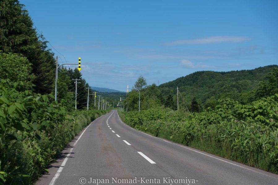 自転車日本一周62日目(神威岬)-Japan Nomad (3)