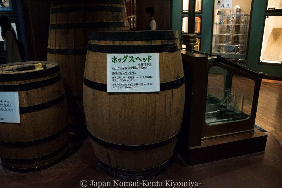 自転車日本一周63日目(余市ウィスキー)-Japan Nomad (25)