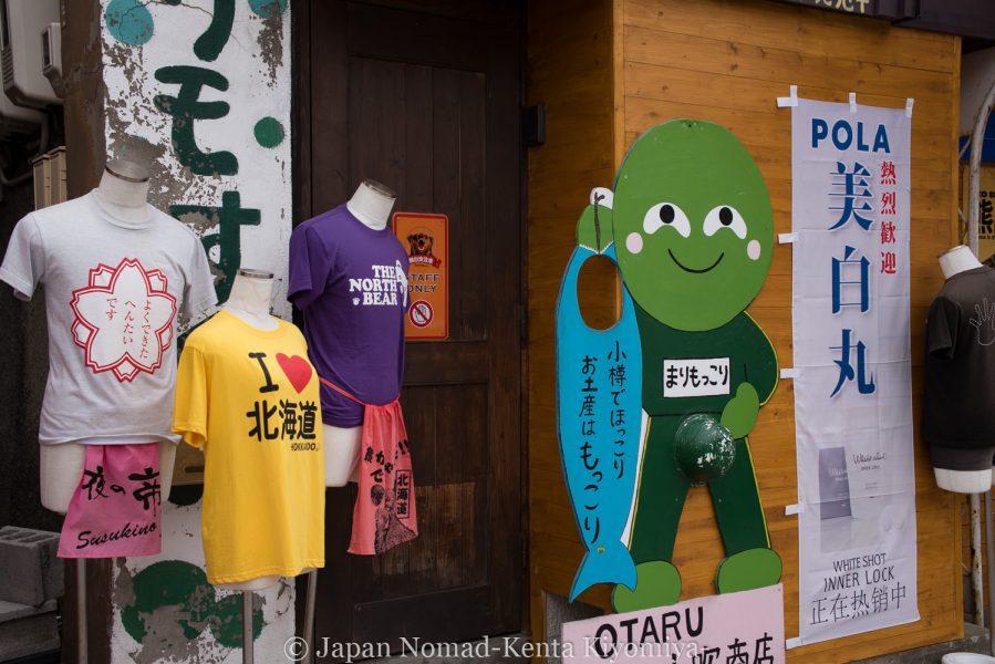 自転車日本一周64日目(函館観光)-Japan Nomad (43)